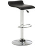 Slopy Bar Chair in Black Colour by The Furniture Store