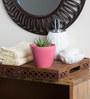 Small Ceramic Table Top Planter By Decardo
