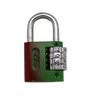 SmartShophar Num Lock Zinc Padlock 4 Digit Medium