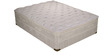 Snuggle Series 6 Inch Thickness Queen-Size Rebonded + Softy Foam Mattress by Sleep Innovation