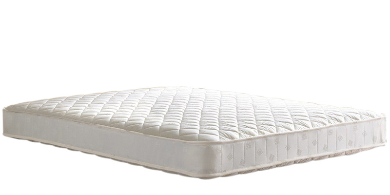 Snuggle Latex Series 6 Inch Thickness Single-Size Rebonded + Latex Mattress by Sleep Innovation