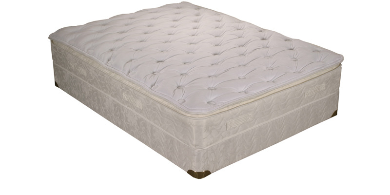 Snuggle Series 6 Inch Thickness Single-Size Rebonded + Softy Foam Mattress by Sleep Innovation