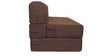 Sofa cum Bed in Light Brown Colour by RVF