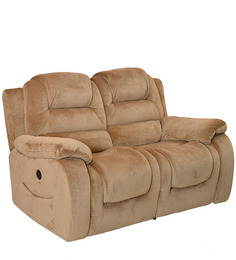 Soul Two Seater Sofa with Electric Recliner by @Home