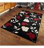Casa Bello Carpet in Black by CasaCraft
