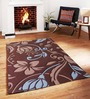 Sofiabrands Multicolour Viscose Floral Carpet