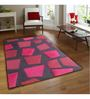 Sofiabrands Multicolour Wool Trendy Hand Tufted Carpet