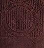 Softweave Brown Cotton 55 x 28 Bath Towel