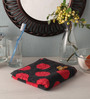 Softweave Red Cotton Hand Towel