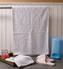 Softweave Silver Cotton 20 x 35 Hand Towel - Set of 2