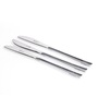 Sola- The Netherlands Constance Premium Stainless Steel Dessert Knifes - Set Of 3