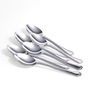 Sola- The Netherlands Milano Premium Stainless Steel Tea Spoons - Set Of 6