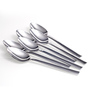 Sola- The Netherlands Palazzo Premium Stainless Steel Dessert Spoons - Set Of 6