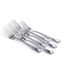 Sola- The Netherlands Windsor Premium Stainless Steel Dessert Forks - Set Of 6