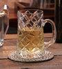 Solitaire Crystal Beer Mug BM-603(L)21Oz-Tudor