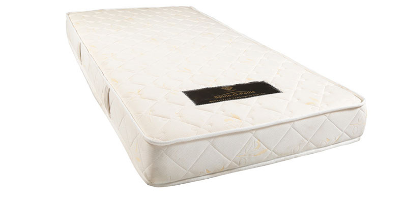 Spine-O-Pedic Five Inches Rebonded Foam and Memory Foam Queen-Size Mattress by Spring Air