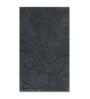 Spaces Dark Grey Cotton 15 x 23 Exotica Grand Bath Mat