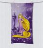 SPACES Disney Rapunzel Purple Bath Towel