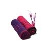 Spaces Purple & Pink Cotton 27 x 55 Bath Towel - Set of 2