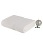 Spaces White Cotton 29 x 59 Zero Twist Bath Towel