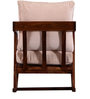 Seymour Rocking Chair in Warm Walnut Finish by Woodsworth