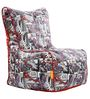 Spiderman Filled Bean Bag by Orka