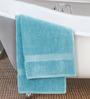 ESPRIT Sky Blue Cotton Hand Towel