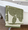ESPRIT Leafy Green Cotton Hand Towel