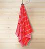 ESPRIT Orange Cotton Hand Towel