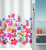 Spirella Multicolour Polyester Shower Curtain
