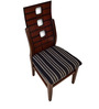 Square Back Dining Chair by Maruti Furniture