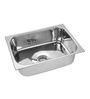SS Silverware Stainless Steel Single Bowl Kitchen Sink - SS-S-SIN