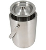 SS Silverware Silver Stainless Steel 1750 ML Double Walled Ice Bucket