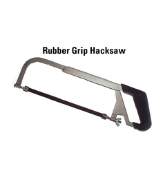 Stanley Stainless Steel 10 Inch Rubbergrip Hacksaw
