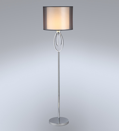 Stello Beige Fabric Floor Lamp - 1586065