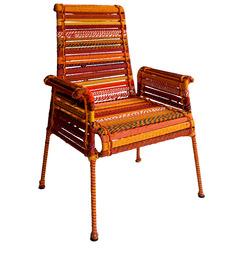 Stork High-Back Chair by Sahil Sarthak Designs