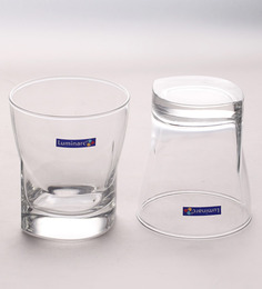 Luminarc Structure Glass 300 ML Tumbler - Set of 6