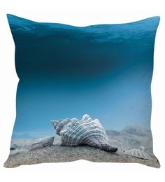 Stybuzz Shell In Sea Cushion Cover
