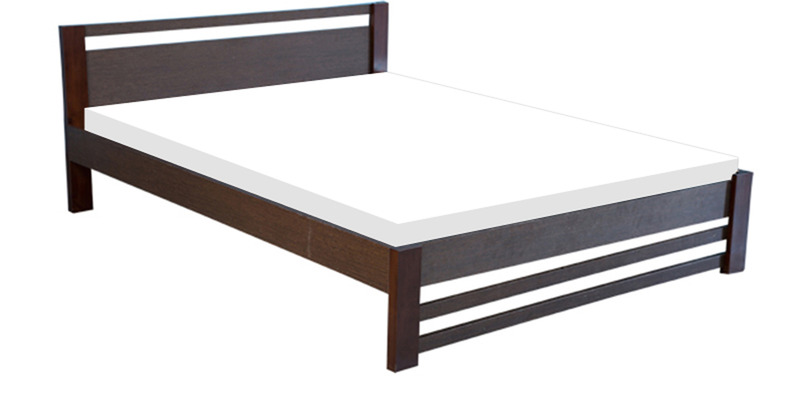Stella Queen-Size Bed without Storage by Forzza