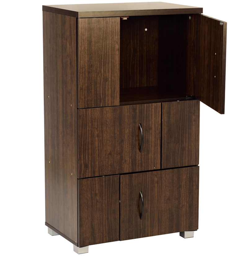 storage cabinet in wenge finish by mintwud by mintwud. Black Bedroom Furniture Sets. Home Design Ideas
