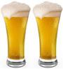 Stallion Barware Unbreakable Breeze Beer Pint - 330 ML - Pack of 6