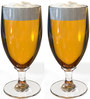 Stallion Barware Unbreakable Chalice Cocktail Glass - 480 ML - Pack of 2