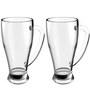 Stallion Barware Unbreakable Dusk Glass - 430 ML - Pack of 2
