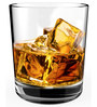 Stallion Barware Unbreakable Old Fashion Whisky Glass - 350 ML - Pack of 6