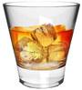 Stallion Barware Unbreakable Winston Whisky Glass - 280 ML - Pack of 2
