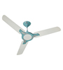 Havells Standard Leafer 1200 mm Pearl White & Baby Blue Ceiling Fan