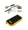 Stanley Steel Basic Hand Tool Kit with Bag - Set of 8