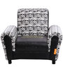 Star Wars One Seater Leatherette Kids Sofa by Orka