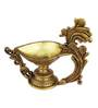Statue Studio Bronze Brass Decorative Intricate Design Diya
