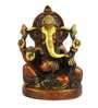 Statue Studio Copper Brass Shree Ganesha Statue